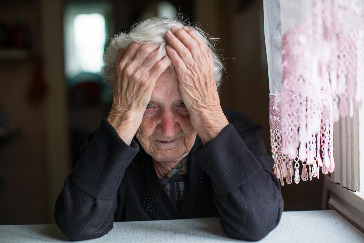 Lebensmüdigkeit im Altern erkennen