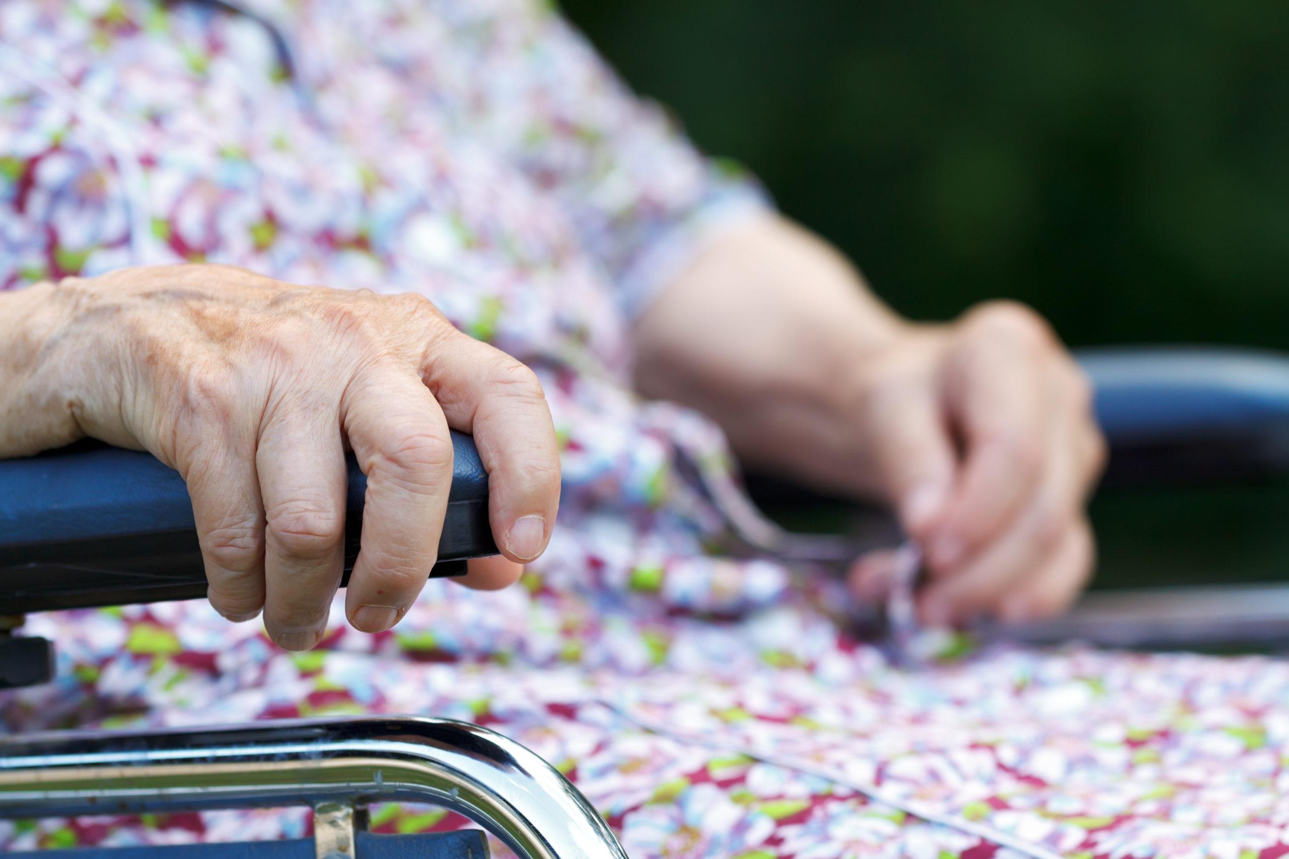 Die Pflege von Menschen mit Morbus Parkinson