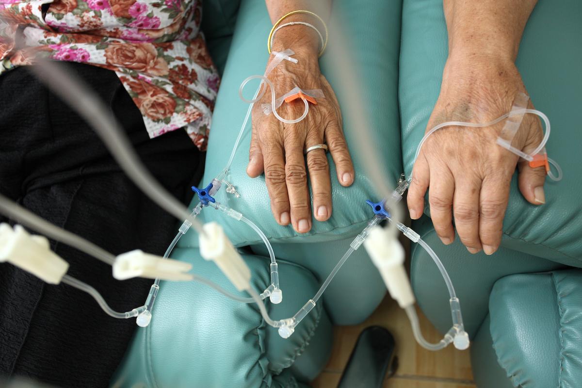 Erbrechen und Übelkeit (ANE) unter Chemo Teil 2