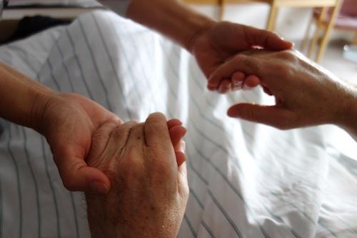 Die Intimspähre der Pflegekunden achten