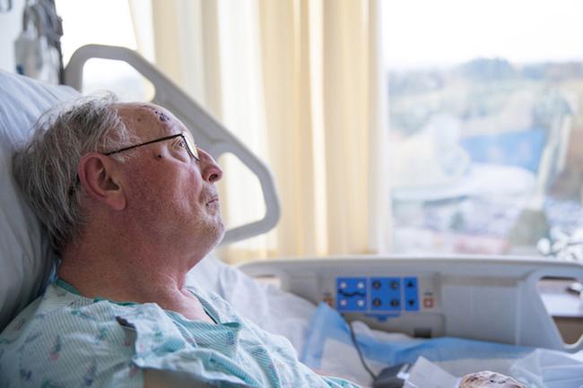 Pflege und Betreuung von Patienten im Delir