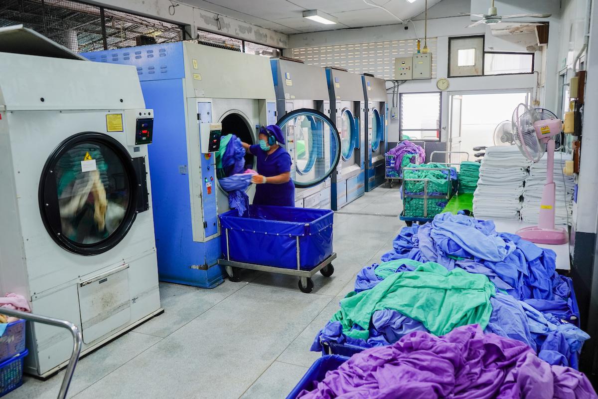 Wäschehygiene in der ambulanten Pflege