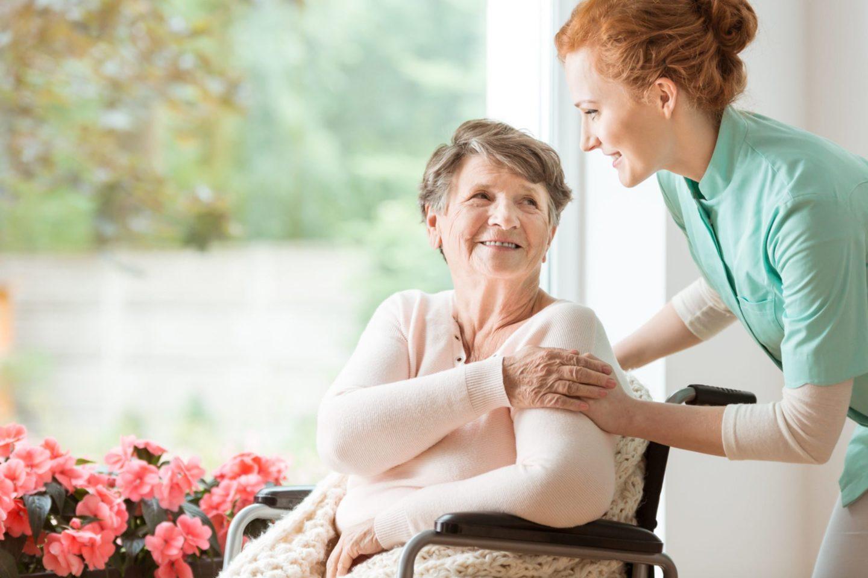 Gewaltfreie, wertschätzende Altenpflege